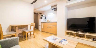 Japanestay Takayama Apartment Hotel Room 1